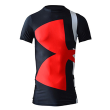 2016 NEW Style Big Ande Avengers Superhero Marvel Shirt Compression Tight Shirt Muscle T-Shirt High Quality Punisher Men T Shirt