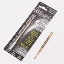 New Brand Fisher #SPR4 Ball Point Refill Cartouche Repuesto Style Fisher Space Pen Refills Writing Stationery