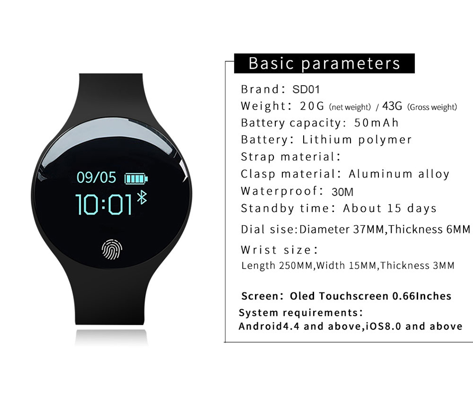 SANDA Bluetooth Smart Watch Men Women inteligente Sport Digital Clock For IOS Android Pedometer Fitness Smartwatch For iPhone 26