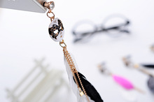 3.5mm mask design Cellphone Charms Earphone Audio Headphone Anti Jack Crown Dust Plug Phone(China)