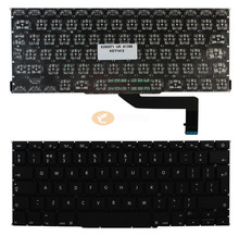 "Laptop Replacement Keyboard A1398 UK Keyboard For Apple Macbook Pro 15"" Retina 2013 2014 2015 UK layout"