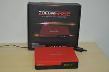 TOCOMFREE S929 Plus Full HD DVB S/S2 Twin Tuner MPEG 2/4 H.264 IKS + SKS Chile Brazil South America IPTV