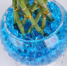 4 packs lowest price ! water aqua crystals wedding venue party table decor center pieces decorations