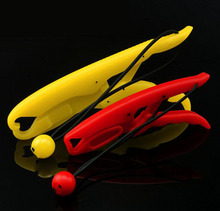 1Pcs Hand Control United Plastics Fish Grip Team Catfish Controller Fishing Lip Grip Floating Gripper 120g 48g