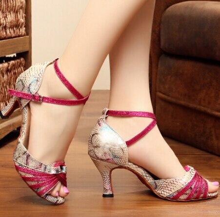 New Salsa Tango Ballroom Dance Shoes Latin Dance Shoes<br>
