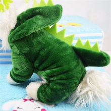 Dinosaur Large Dog Clothes Puppy Hoodies Funny Costume for Small Dog Clothing Coat Jacket for Medium Camo Dog Cat Outfit