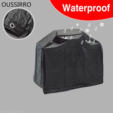 New 2017 OUSSIRRO BBQ Cover Outdoor Waterproof Barbecue Covers Garden Patio Grill Protector