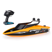 Original Create Toys Sea Wing Star 3323 2.4GHz Mini Radio Control Electric Sightseeing Boat RTR High Speed Ship RC Toys(China)