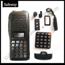 10 set/LOT Two way radio housing case cover with keypad  for ICOM IC- V82  Walkie talkie COVER accessories free shipping
