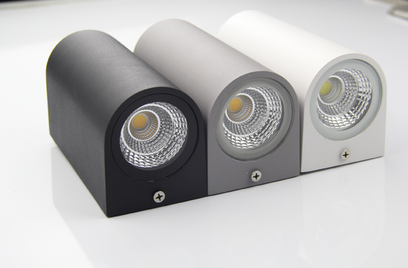 Light LED Outdoor wall light, led wall lamp for  balcony,garden path way  6W Input AC85-265V<br><br>Aliexpress