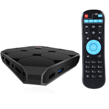 A95X R2 Android 7.1 Smart TV Box Support 4K 3D H.265 USB 3.0 RK3288 Quad-core 1G 8G Set Top Box Media Player with Remote control