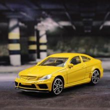1:64 Benz Die casting Alloy car model kids toys Collection Decoration metallic material Pocket car