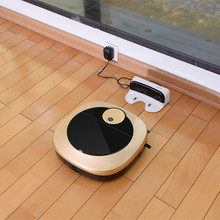 Low noise wet & dry remote control Vacuum Cleaner Robot