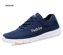 Sale Eva Lace-up Free Delivery Of New Men's Casual Shoes In 2017, And Light Weight Comfortable Flats Big Size 38-48 Xh1703
