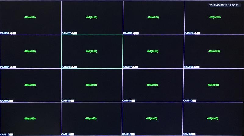 XMeye Hisilicon Chip H264+ 16CH 4MP Full HD 5 in 1 Hybrid Coaxial WIFI ONVIF TVi CVI IP NVR AHD CCTV DVR pciture 01