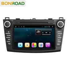 "8"" Pure Android 6.0 Rom 2G Rom 32G GPS Nav For Mazda 3 2009-2014 With dvd video CD Wifi Bluetooth Car Player Navigation Radio"