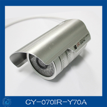 Sony ccd camera with 36pcs IR LED waterproof outdoor camera.CY-070IR-Y70A(China)