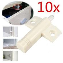10Pcs Door Cabinet Cupboard Quiet Damper Buffer Soft Closer Kitchen Accessories Furniture Accessories