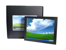 12.1' inch Open Frame saw touch screen monitor in 4:3 ratio Industrial Dust-proof