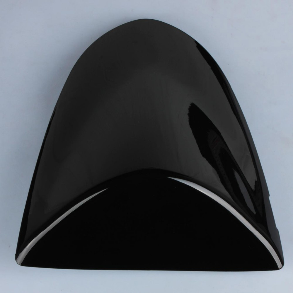 Motorcycle Cowl Fairing Rear Seat Cover For Kawasaki ZX6R 2003 - 2004 Z1000 2003 - 2006 04 05 Black ABS Plastic<br>