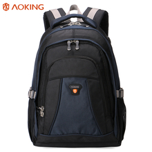 Aoking College Unisex Backpack with Air Cushion Breathable Waterproof Travel Backpacks 15 inch Laptop Business Backpack Mochila