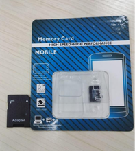TF card for cell phone memory card 1gb 2 4 8 16 128GB micro TF card  with adapter  Real capacity ZZ-T9