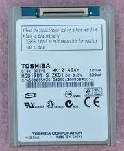 "NEW 1.8"" CE/ZIF 100GB MK1011GAH Hard Disk Drive For Notebook SONY TZ13 TZ17 TZ33 Latpop HP 2710P DELL D430 HDD Replace MK1214GAH"