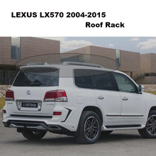 Auto Roof Rack Luggage Racks For LEXUS LX570 2004-2015 High Quality Brand New Aluminium Alloy Car Accessorie