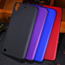 New Multi Colors Luxury Rubberized Matte Plastic Hard Case Cover For HTC Desire 530 / Desire 630 5.0 inch Cell Phone Cover Cases