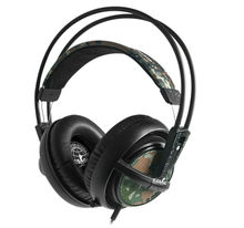 PRO Gaming Headphone SteelSeries Siberia v2 Full-Size Gaming Headset By SteelSeries for PC Mac Tablets and Phones Free shipping
