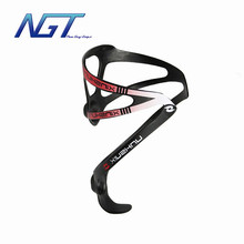 Bike Water Bottle Cages Full Carbon Material Stronger Bicycle Accessories Carbon Cage 16G Cycling Water Bottle Holder Cheap(China)
