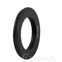 Buy M42 Screw Lens Canon FD Mount Adapter Ring AE-1 A-1 F-1 T50 T70 for $6.16 in AliExpress store