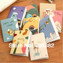 1PC Kawaii 120K mini notepad paper notebook Cute Notebooks for student (SS-6710)