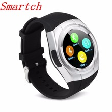 Smartch T60 Smart Watch Mobile Phone Insert Card Waterproof Watch with Touch Screen Positioning Function Smart Wearing Devices(China)