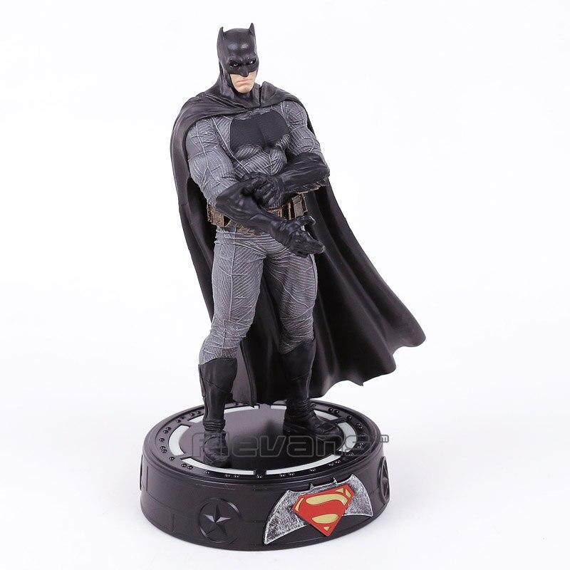 Batman v Superman Dawn of Justice Batman Statue with LED Light PVC Figure Collectible Model Toy 22cm<br>