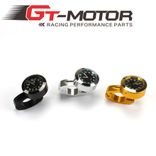 GT Motor - Ebay Hot Sales Popular 22mm Motorcycle Accessory Handlebar Mount Clock Watch Waterproof