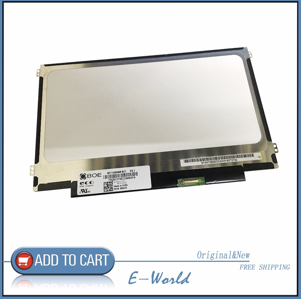 Original 11.6inch LCD screen for ideapad 100S-11IBY tablet pc free shipping<br>