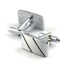 Unique Wedding Groom Vintage Men Cuff Links Business silver plated Cufflinks For Mens Shirt Engraving Men Jewelry