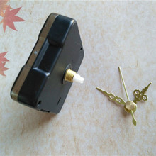 Wholesale 13mm Shaft Quartz Sweep No Tic Clock Movement Kit from China Supplier