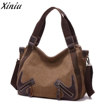 Women Canvas Tote Bag Fashion Designed Handbag multifunctional Shoulder Bag Large Tote Bag Malas De Mulher *7714(China)
