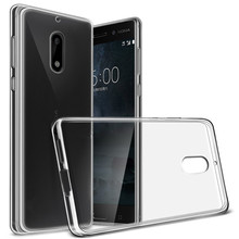 For NOKIA 640 640XL 950 950XL Lumia 650 830 3 5 6 Case with Soft TPU Gel Clear Case Transparent Slim Phone silicone Back Cover
