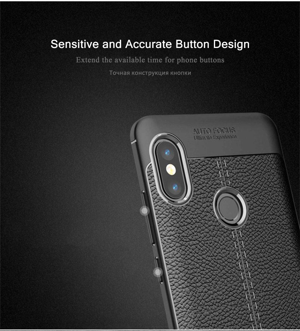 Xiaomi Redmi Note 5 Pro Case Note 5 غطاء هاتف 9