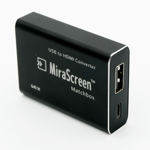 MiraScreen Box internet tv media stick dlna dongle android miracast wireless streaming hdmi smart screen mirroring tv display(China)