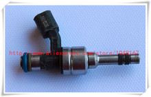 Imported original injector fuel injection nozzle for Buick / Chevrolet / blue Cadillac OEM 12629927