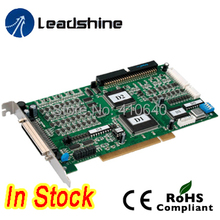 Genuine! Free shipping! High Performance Leadshine 4 Axis PC Based Motion Controller DMC5480 whole set accessory into 1 package(China)