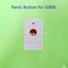 433MHz Wireless Panic Button Emergency Help SOS Button work with WiFi alarm G90B for Elderly(China)