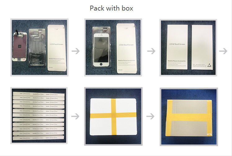 pack with box