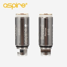Buy Electronic Cigarette Coils Aspire Breeze Vape Coil 0.6ohm Replacement Core Head E-Cigarette Breeze Tank Evaporator 5pcs for $12.50 in AliExpress store