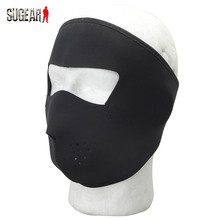 Tactical Protective Full Face Mask Military Lightweight Breathable Cycling & Hiking Face Shield Outdoor Sports Durable Guard