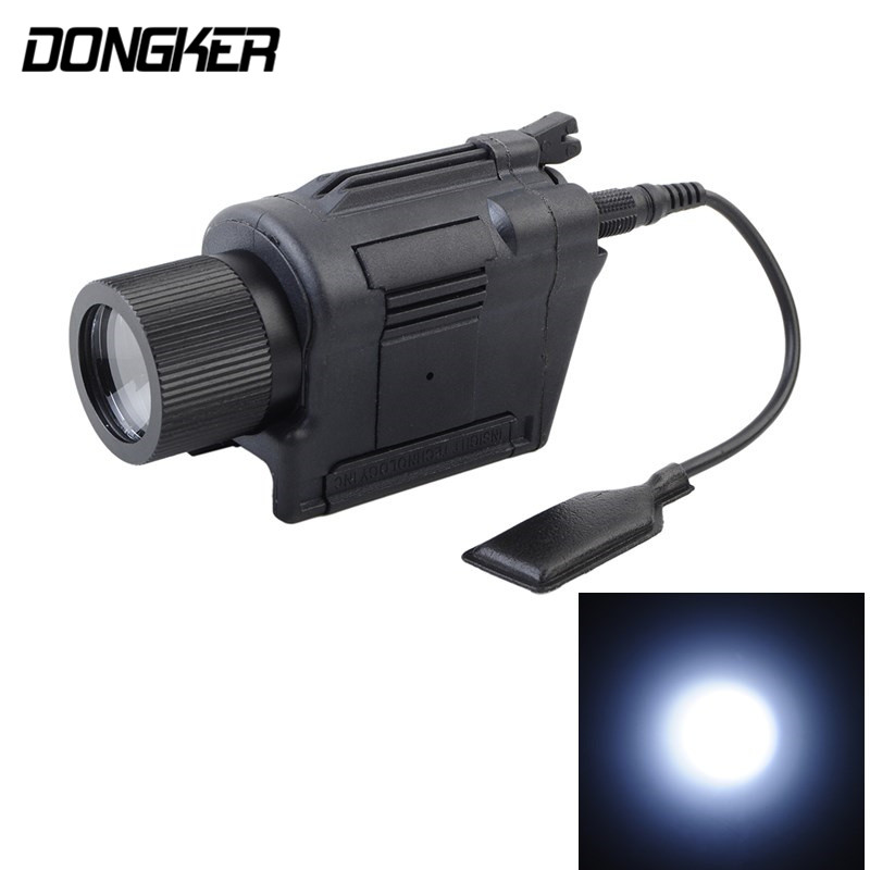 Element Tactical LED Weapon Light with Mount Outdoor 220 Lumen Hunting HK Gun Light for USP Pistol Airsoft Military Flashlight<br>